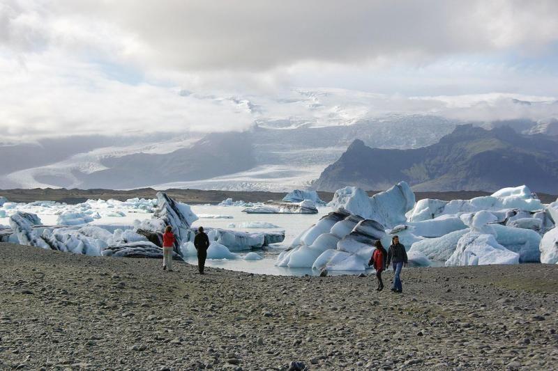 South Coast and Glacier Lagoon