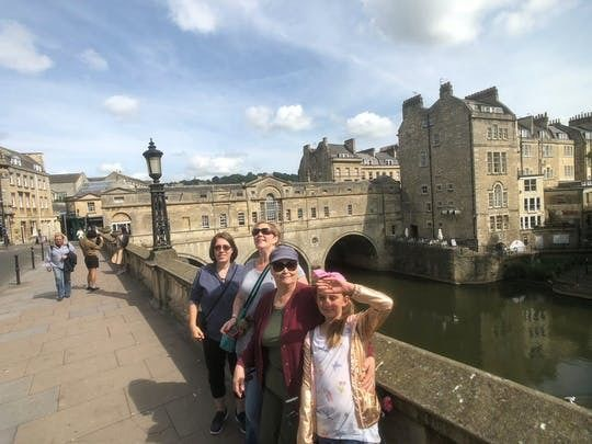Bath and Lacock Village private day trip from London