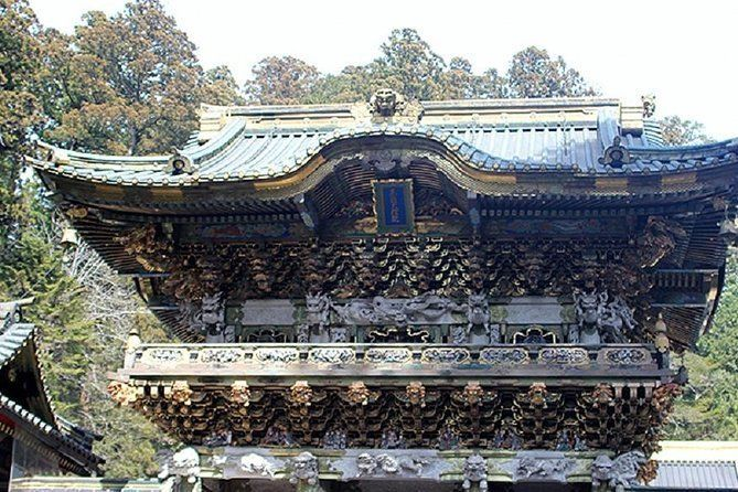Highlights of Nikko Day Trip by Public Transportation