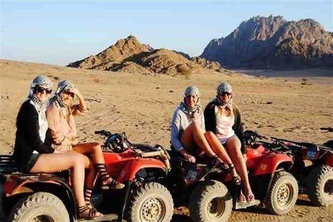 Desert Safari Trip by Quad Bike