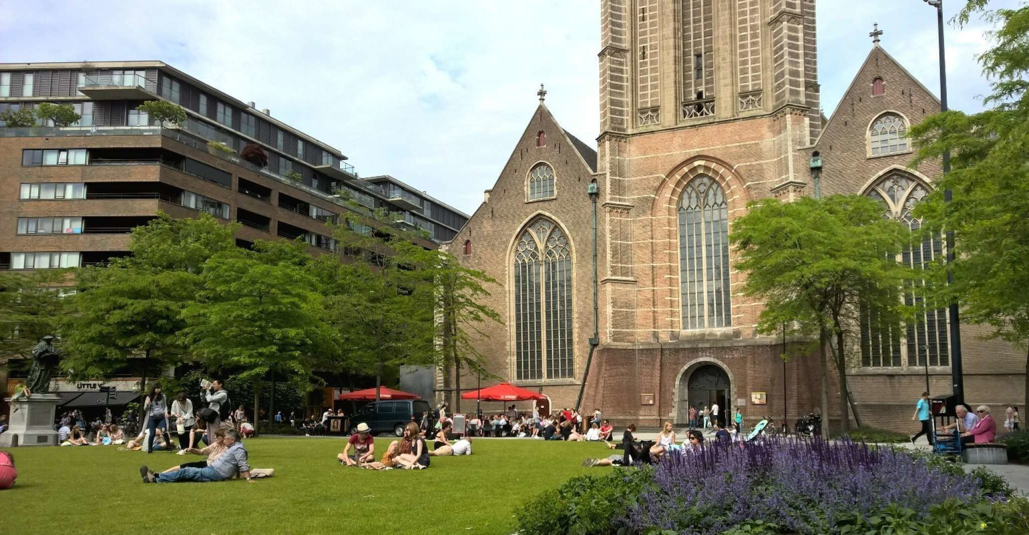 Church of Rotterdam: Ticket and Optional Tower Climb