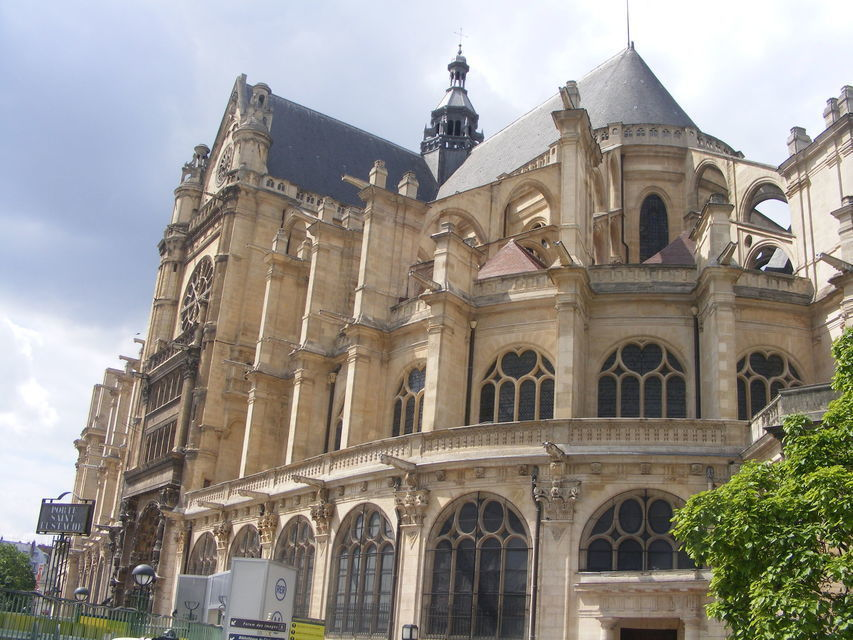 Medieval Paris Private Walking Tour