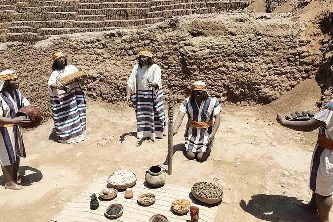 Discover Prehispanic Lima with Luli