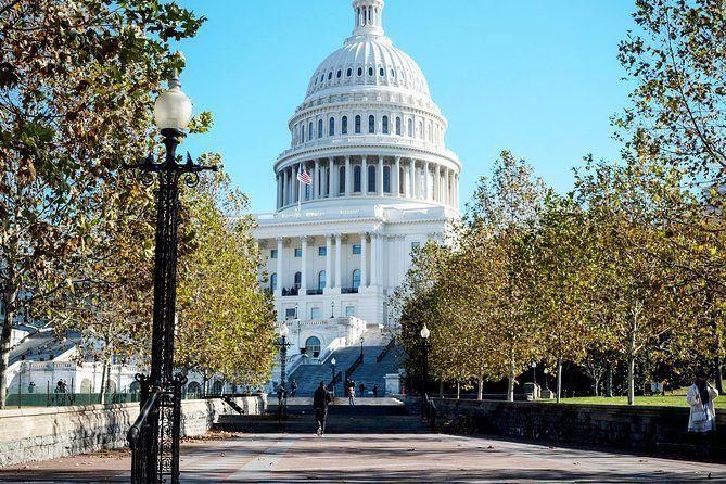 Best of DC Tour - With Access to US Capitol Grounds & National Archives Building