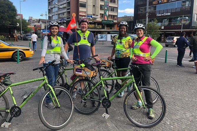 Quito Cultural Bike Tour - Private Tours