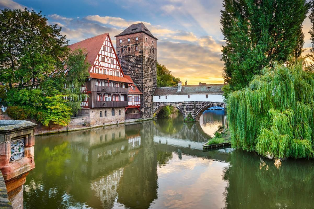 Munich and Nuremburg Full-Day Guided Excursion from Frankfurt