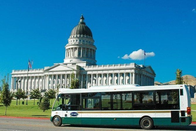 Salt Lake City Guided Bus Tour