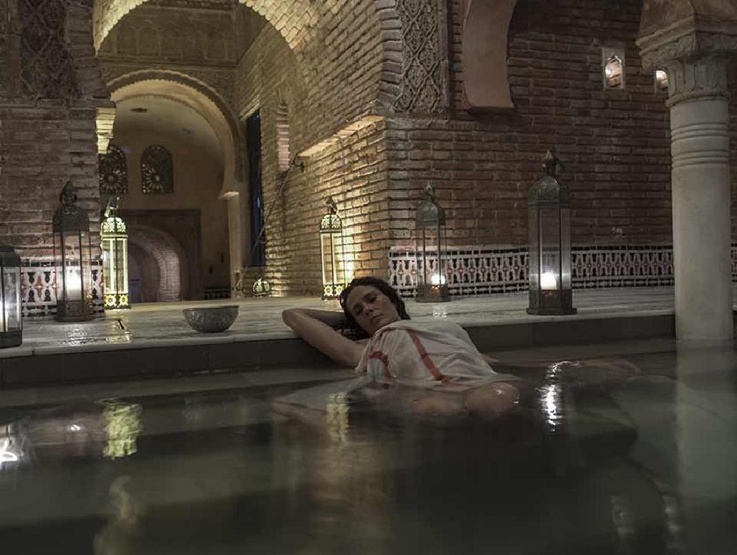 Granada Arab Baths Experience with Optional Massage at Hammam Al Ándalus