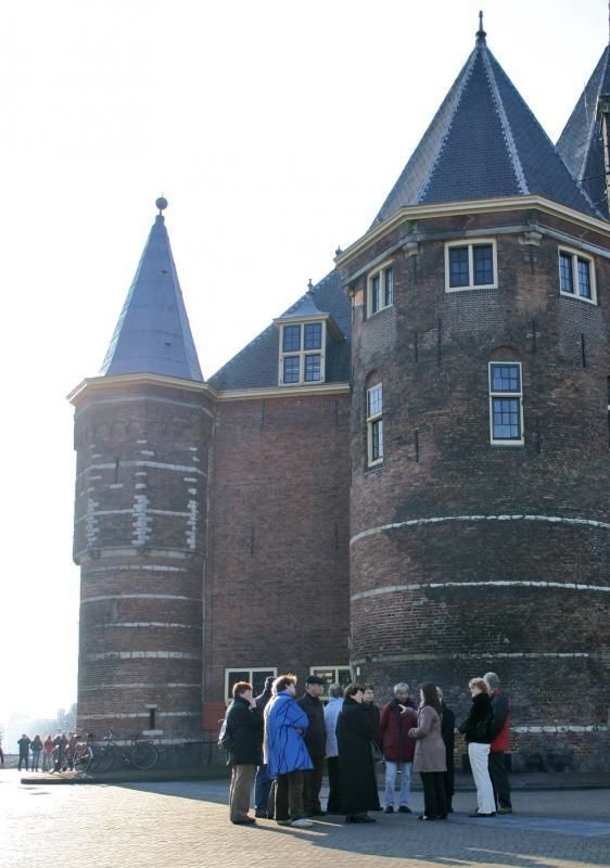 Private guided city tour Amsterdam - The Highlights