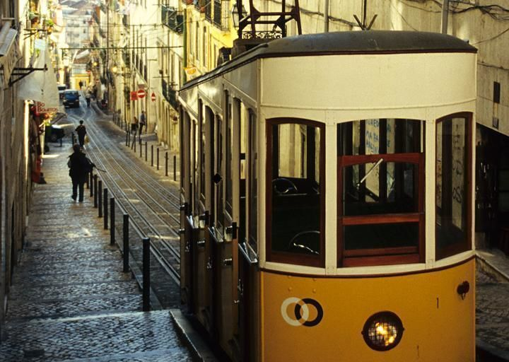 Walking tour Lisbon - The three Elevators Tour