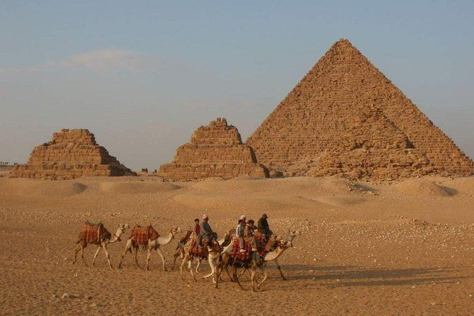 Cairo and Luxor two days Tour from Portghalib