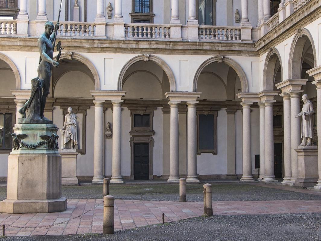Brera Art Gallery in Milan Admission Ticket