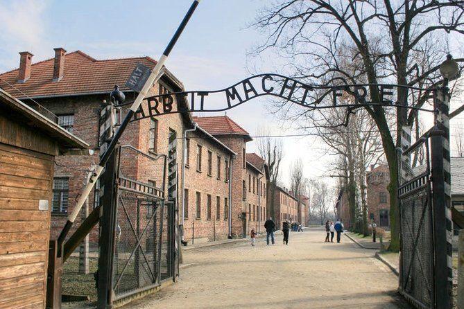 Auschwitz-Birkenau Memorial and Museum from Krakow