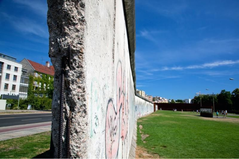 Private city tour: Berlin Wall and divided Berlin during the Cold War