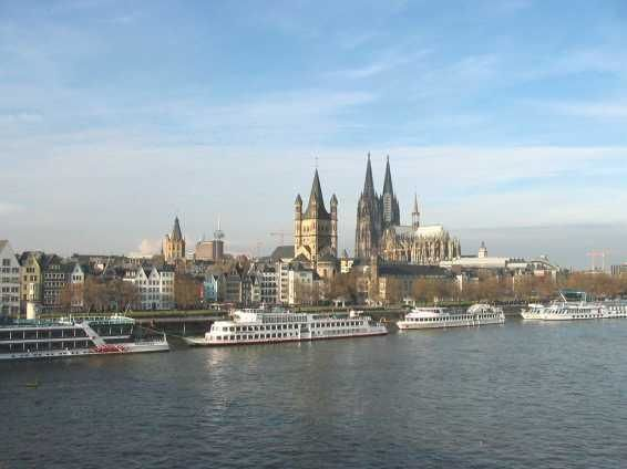 Guided Tour Old Town Of Cologne