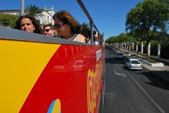 Jerez Hop-On/Hop-Off Bus Tour - 24 h