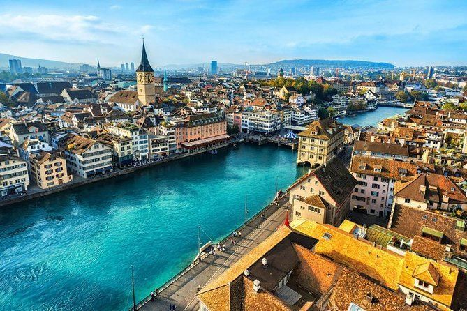 Ultra - Zurich Private Airport Transfer from Train Station to Zurich Airport ZRH