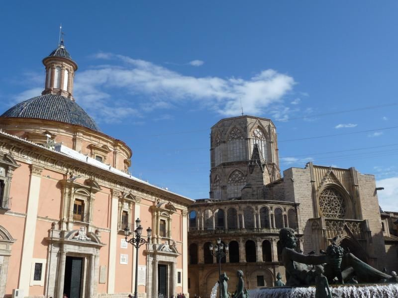 Private guided tour Valencia: Old Town