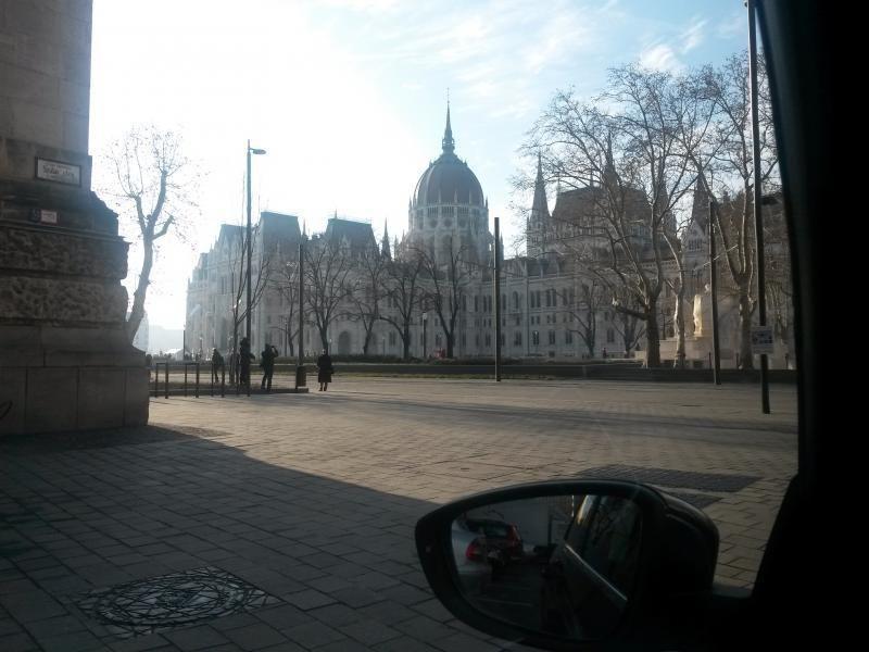 Four-hour private city tour through Budapest