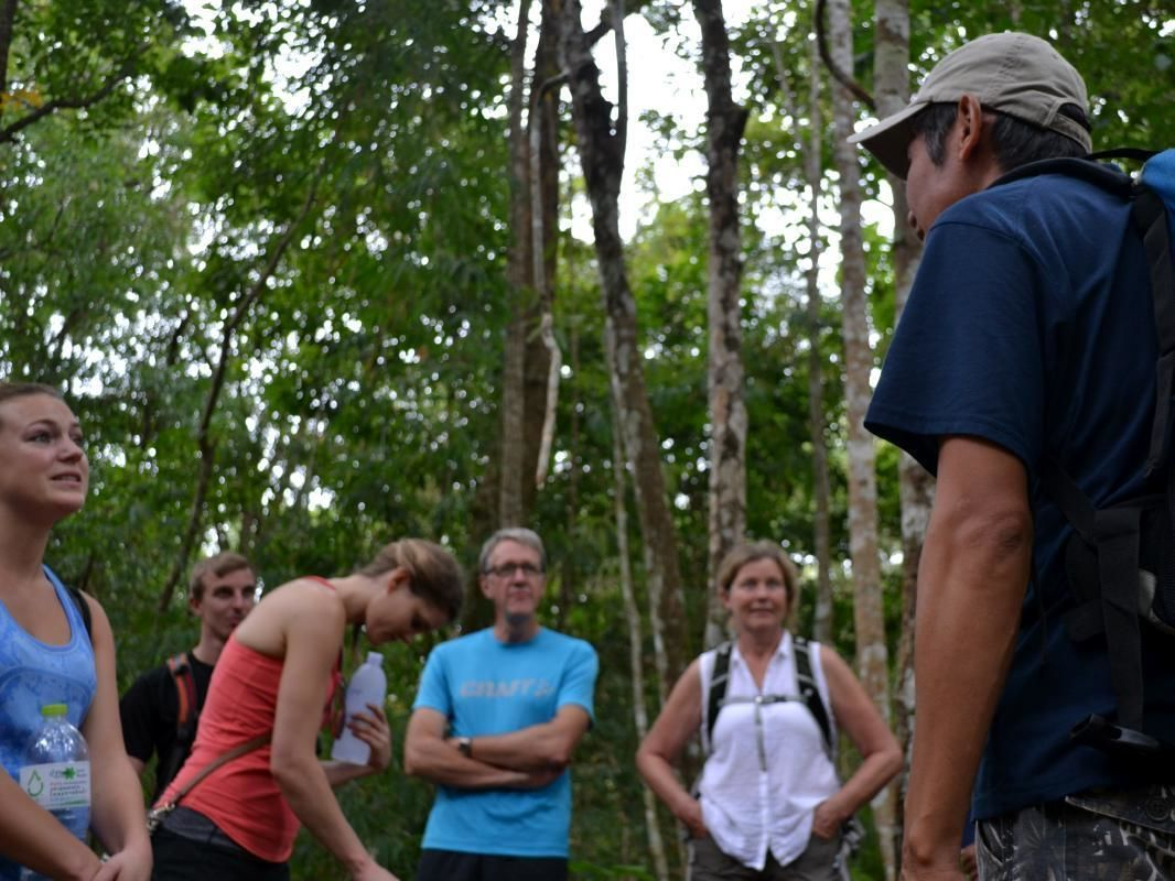 Northern Thailand Mountain Hike and Full Day Jungle Trek from Chiang Mai