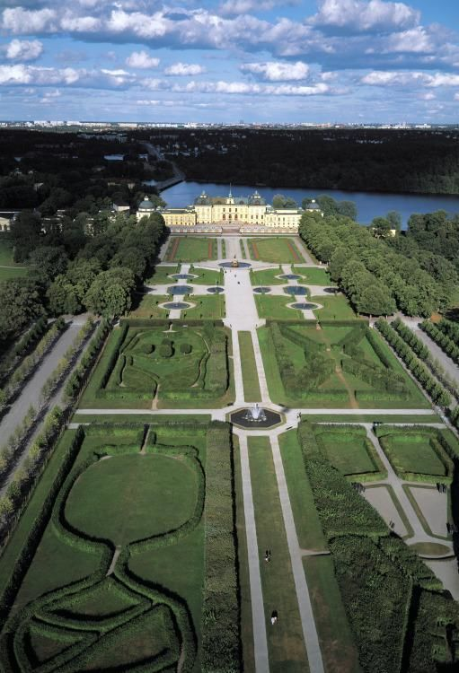 Panorama city tour Stockholm with Drottningholm