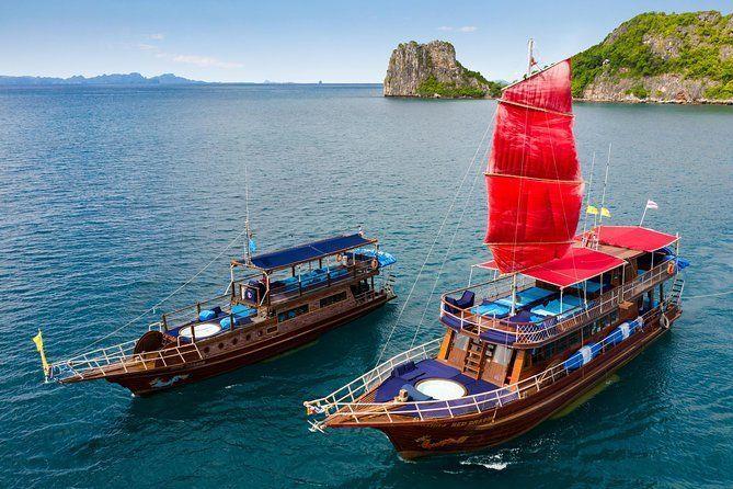 Angthong Marine Park Semi-Private Sunset Tour