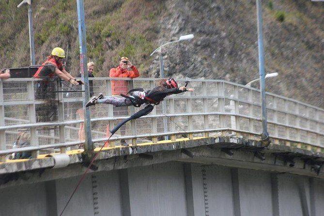 Rafting, Canyoning, Canopy, Salto Del Puente Todo Incluido