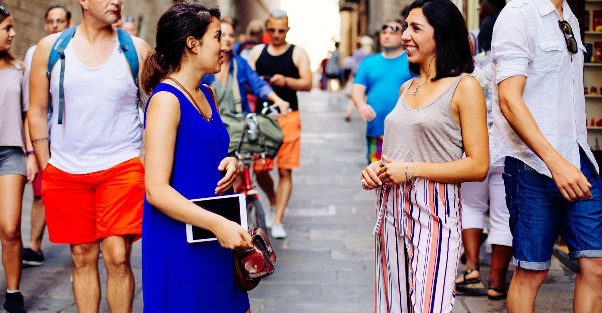 Barcelona Highlights and Hidden Gems Private Walking Tour