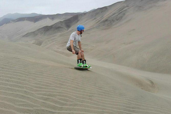 Sandboarding Professional Off Road - Half Day In Lima!!
