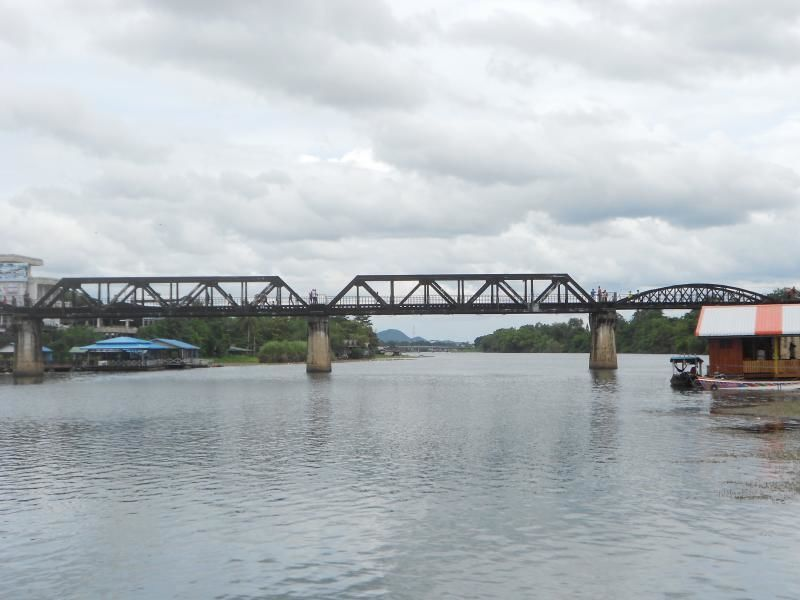 Full-day tour Bangkok - The river Kwai