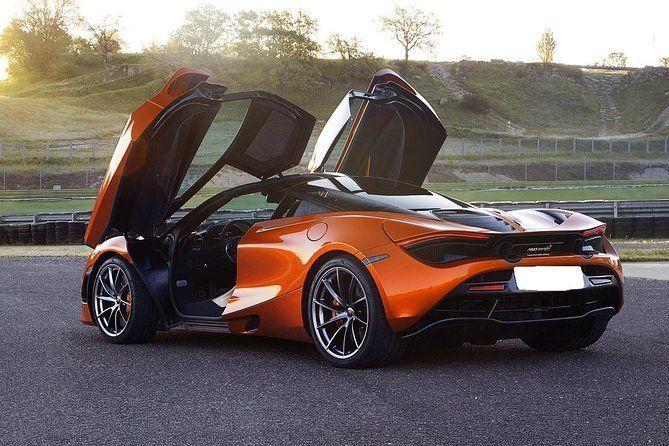Test Drive McLaren 720s in Maranello