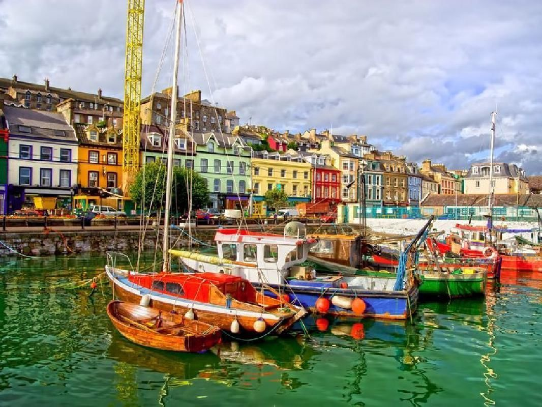 Full Day Excursion to Cork, the Titanic's Last Port of Call and Blarney Castle