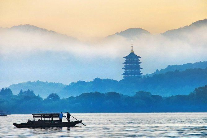 Private Transfer to Hangzhou City from Shanghai Pudong Airport