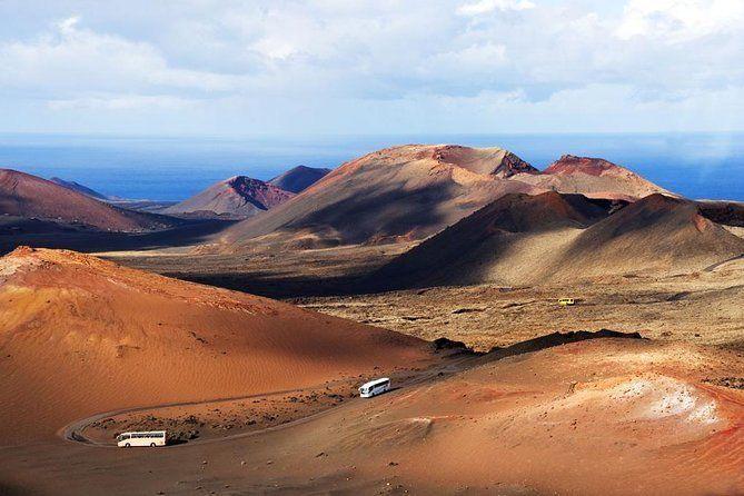 Lanzarote Volcano and Wine Region Tour from Fuerteventura