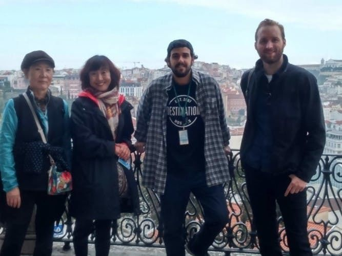 Free walking tour in Lisbon