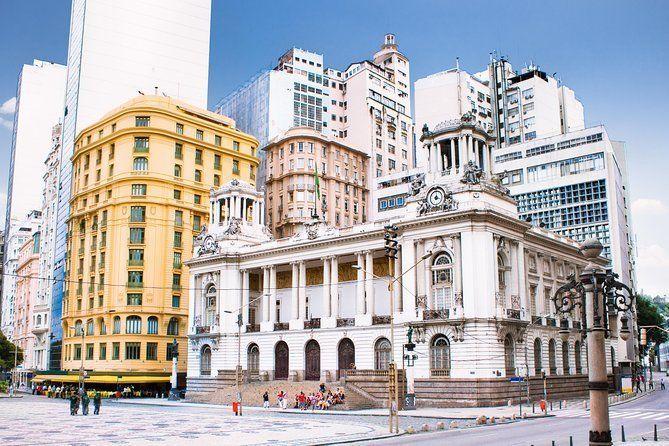 Discover the Real Rio de Janeiro Walking Tour
