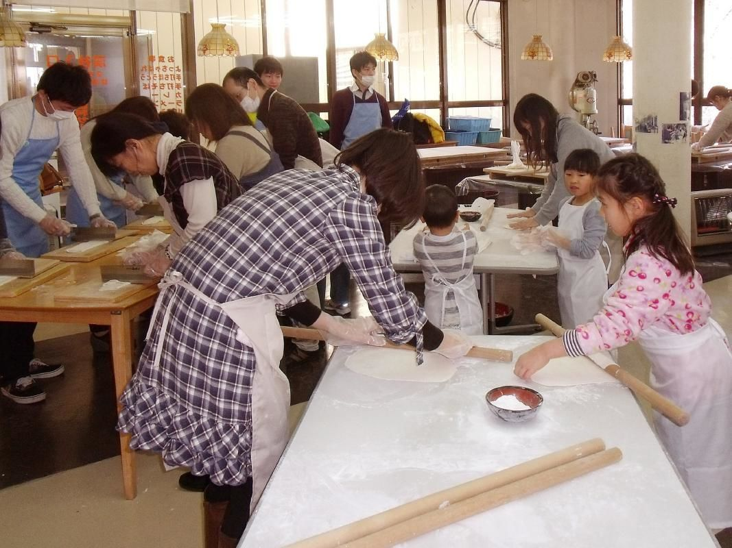Traditional Hoto Noodle Making Experience with Lunch in Kofu