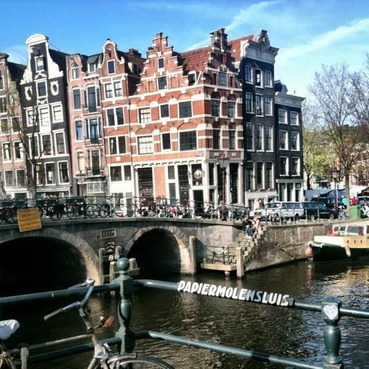 Typical Dutch: Amsterdam and fishing villages