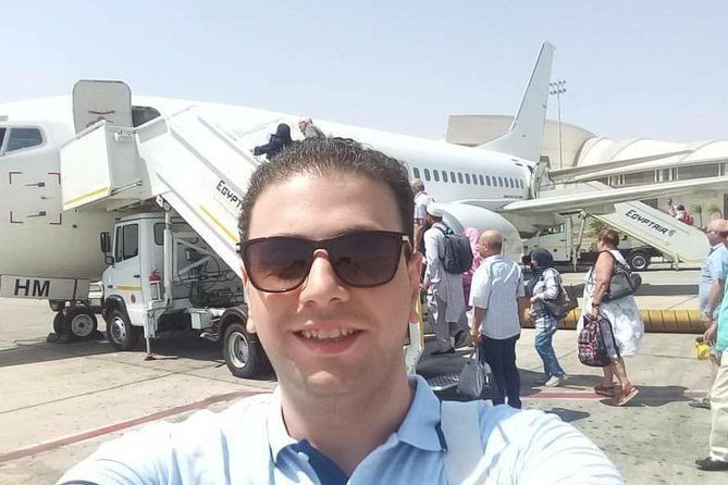private pick up transfer from Sharm El Sheikh airport to Hotel