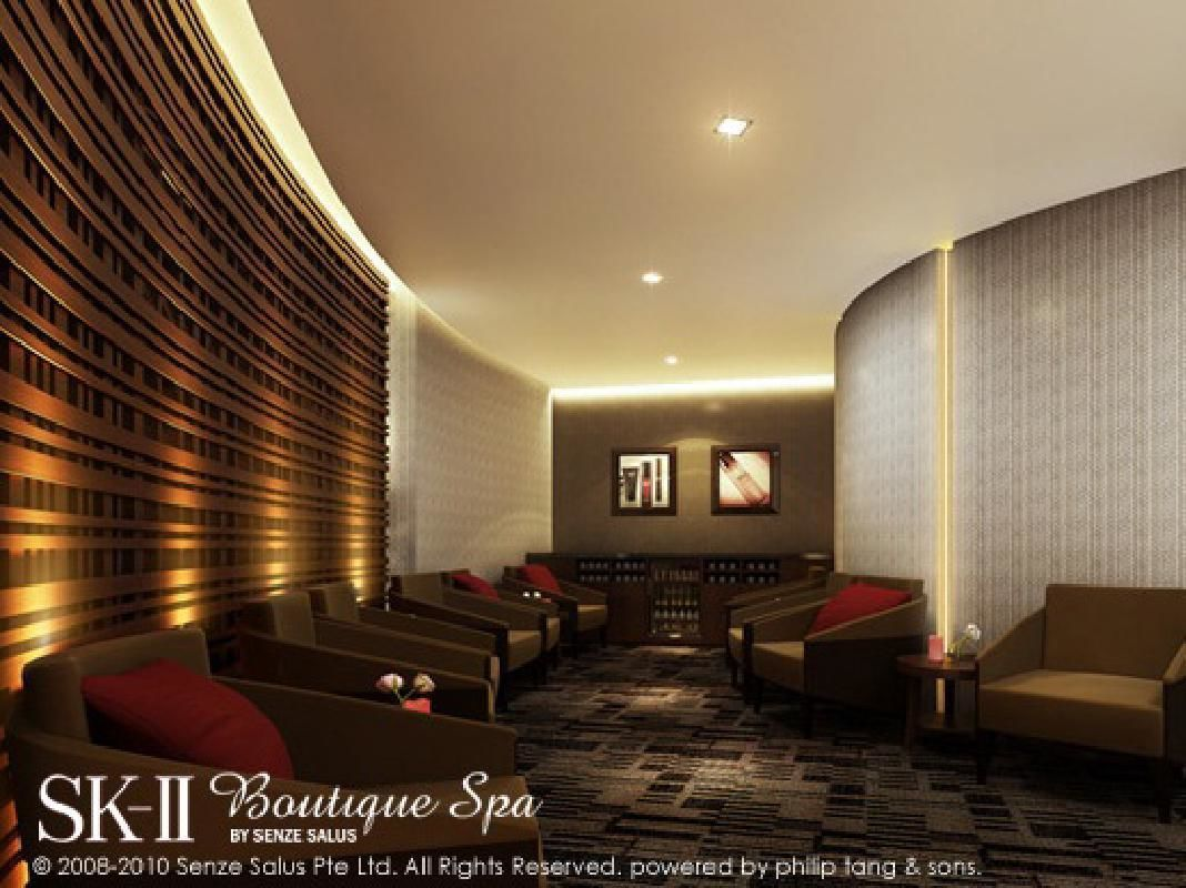 SK-II Boutique Japanese Spa Treatment Reservations in Millenia Walk