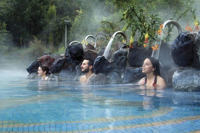Termas de Papallacta Hot Springs full day tour from Quito