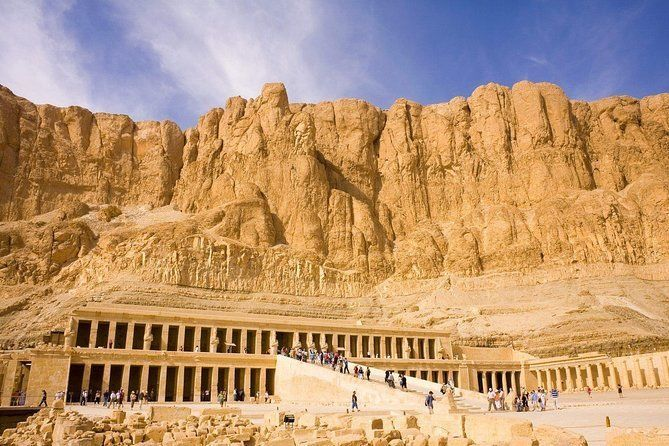 Private Luxor Sightseeing Tour from Hurghada with Lunch