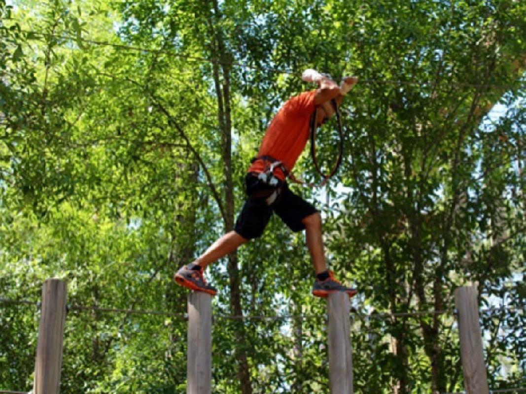 Orlando Tree Trek Adventure Park and Zipline Experience Admission Ticket