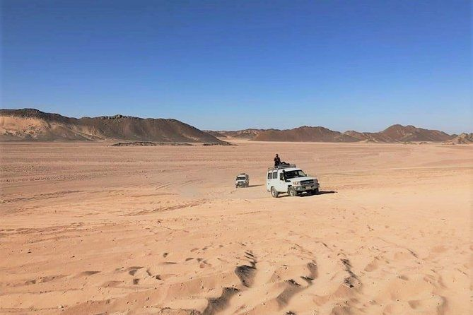 Sharm El Sheikh Excursion- Enjoy Quad Biking with Camel Ride & Bedouin Dinner
