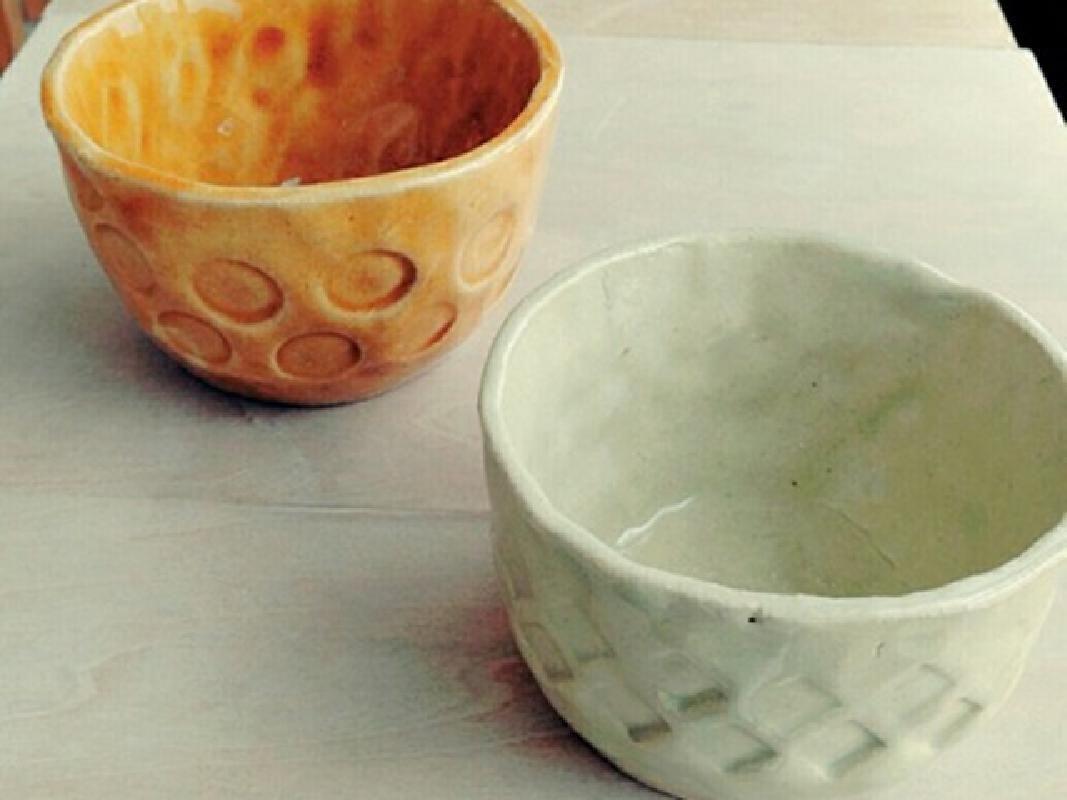 Spring-Inspired Pottery Experience in Kamakura