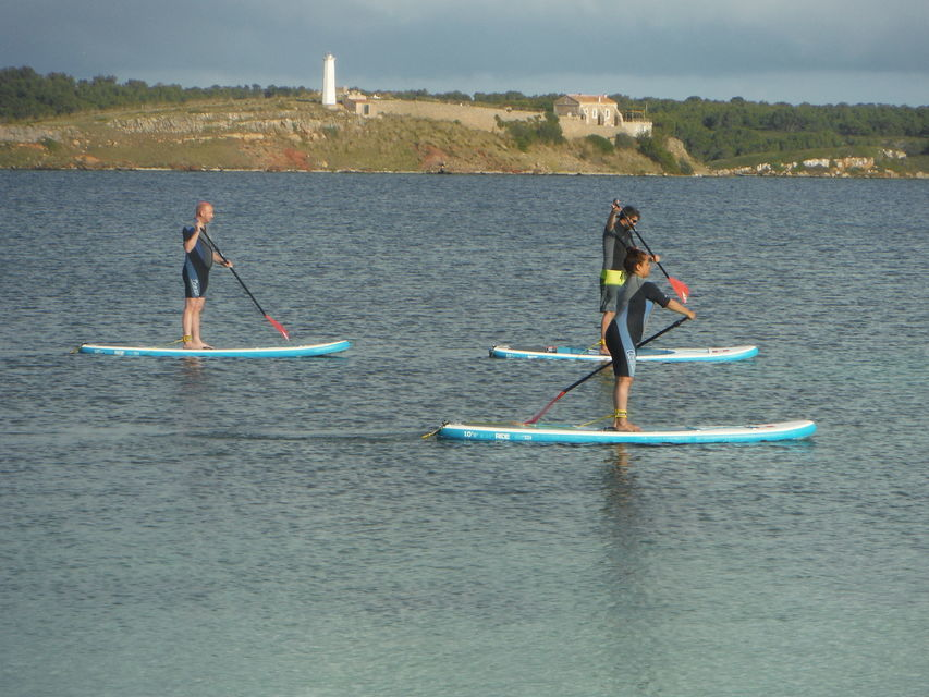 Rent A Stand Up Paddle