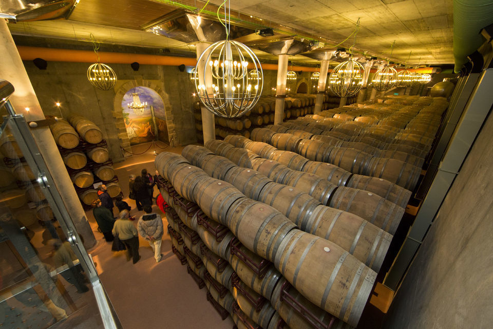 Self Guided Pagos del Rey Wine Museum & Local Church Tour