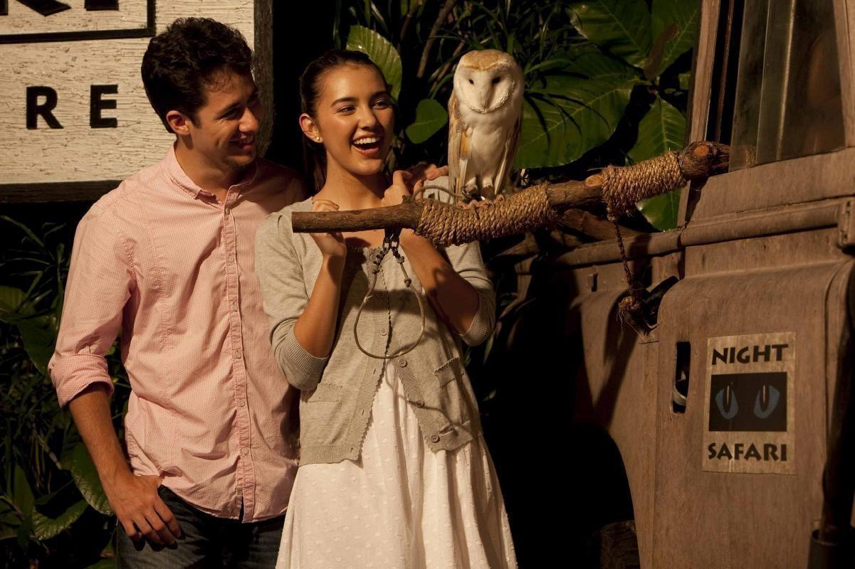 Private Tour of Singapore Night Safari with Optional Dinner