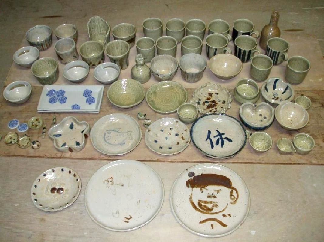 Pottery Wheel Workshop near Ikaho Onsen