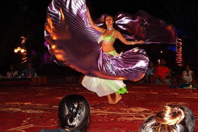 Sharm El Sheikh Bedouin Night with BBQ with Live Belly Dance Show
